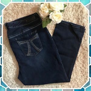Seven Luxe Slim Boot Jeans